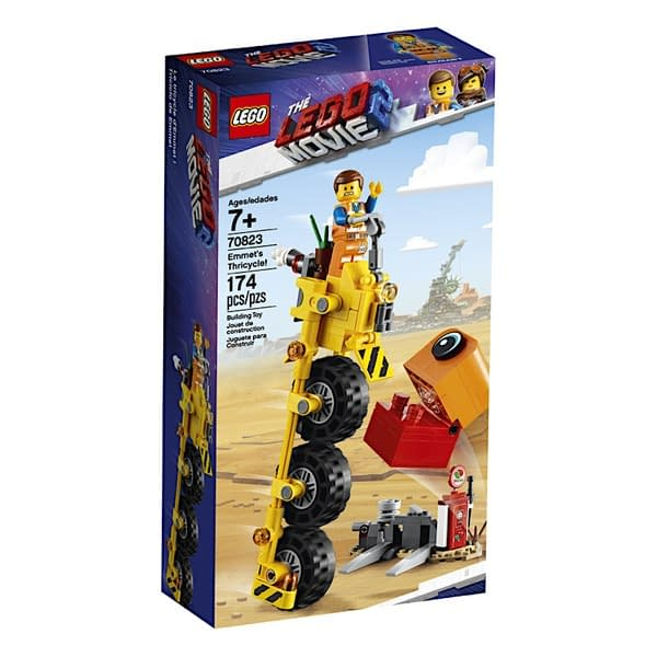 LEGO Movie 2 Thricycle 1