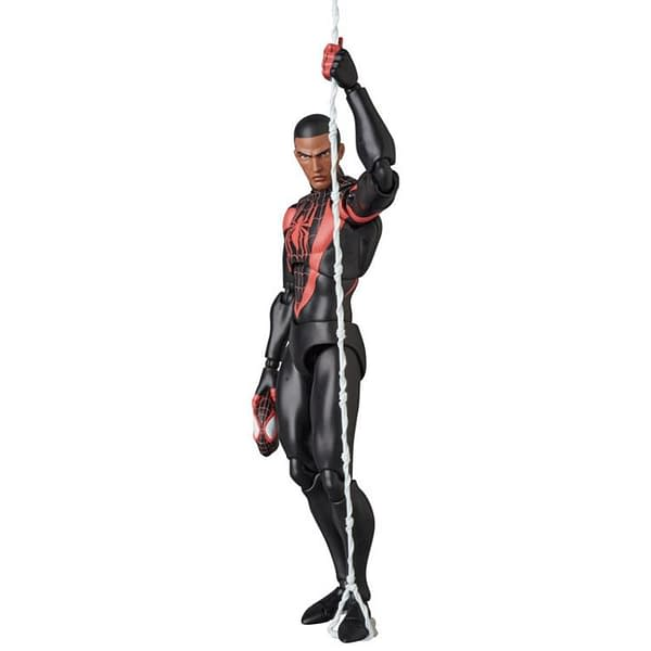 Miles Morales MAFEX Figure 1