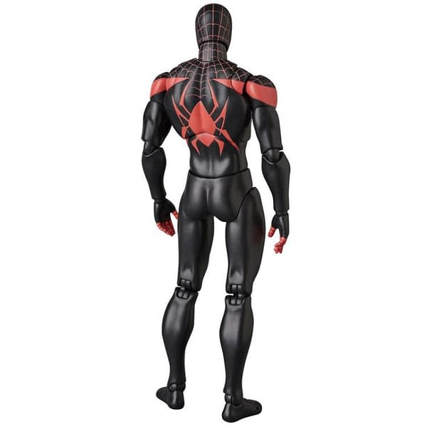 Miles Morales MAFEX Figure 6