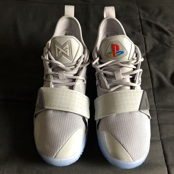 Review: Nike's PG 2.5 PlayStation Classic Colorway