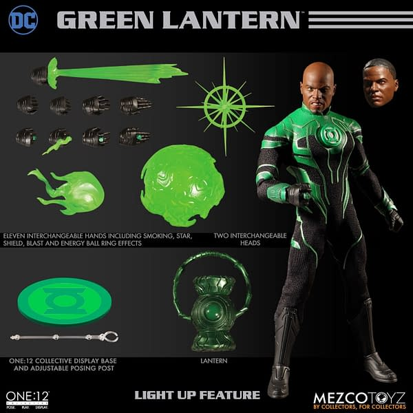One 12 Collective Green Lantern John Stewart 10