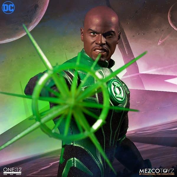 One 12 Collective Green Lantern John Stewart 4