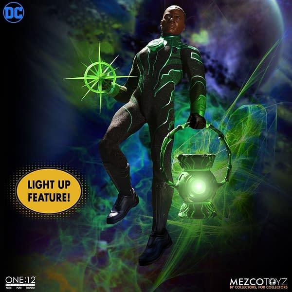 One 12 Collective Green Lantern John Stewart 5