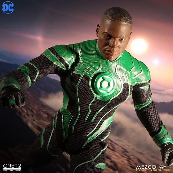 One 12 Collective Green Lantern John Stewart 6