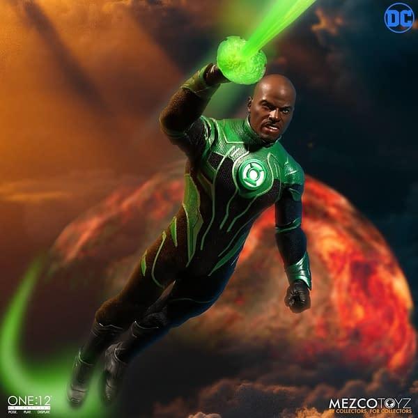 One 12 Collective Green Lantern John Stewart 7