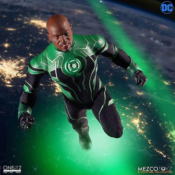 One 12 Collective Green Lantern John Stewart 9