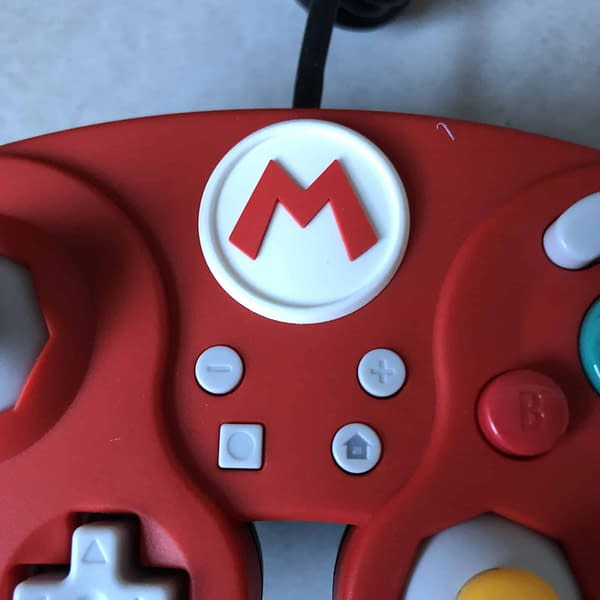 Review: PDP's Smash Bros. Wired Fight Pad Pro