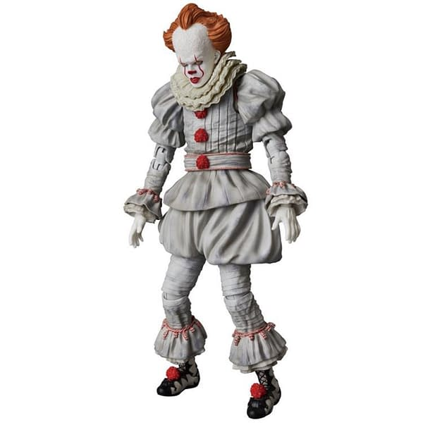 Pennywise MAFEX Figure 2