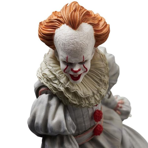 Pennywise MAFEX Figure 6