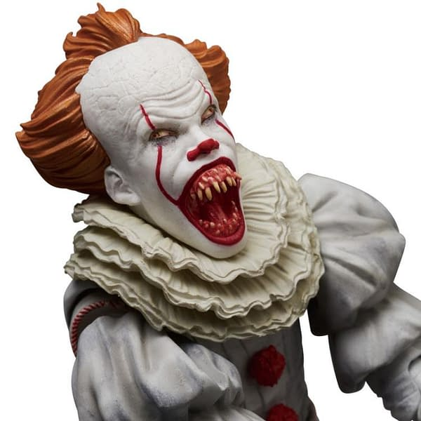 Pennywise MAFEX Figure 7
