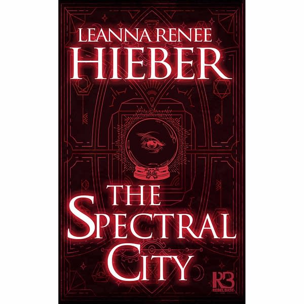 Castle Talk: Leanna Renee Hieber's Spectral City Is The Alienist With Ghost Detectives