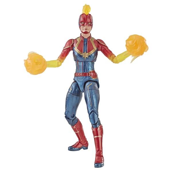 Marvel Legends Captain Marvel Bianary Figure 1