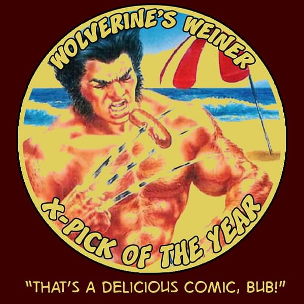 Excalibur #5 is the Wolverine's Weiner X-Pick of the Week for January 8th, 2020