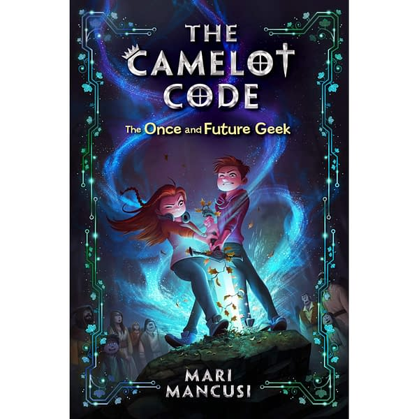 "Castle Talk: ""Camelot Code"" Author Mari Mancusi has Arthur Swap Places With A Gamer"