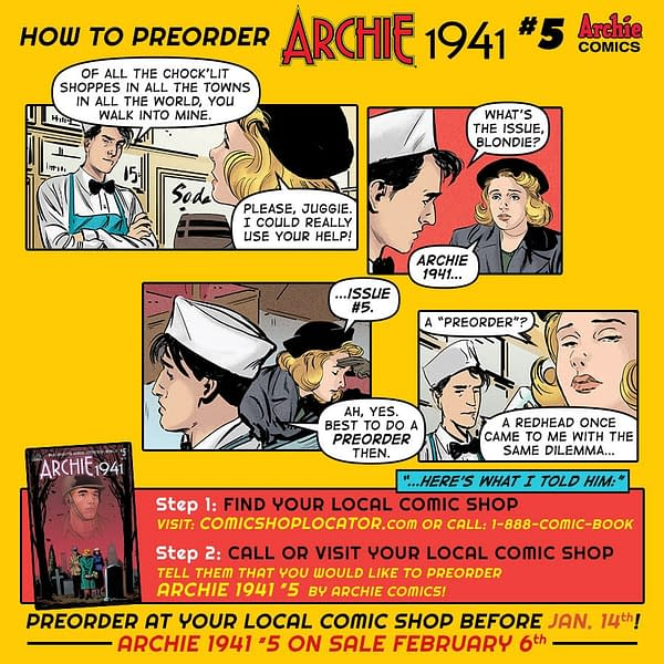 Jughead Bullies Reggie In Archie S Latest Foc Pre Order Comic