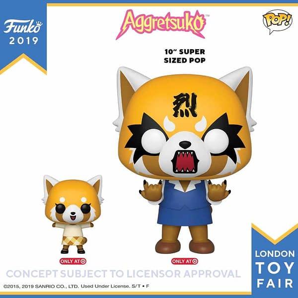 Funko London Toy Fair Aggretsujo 2