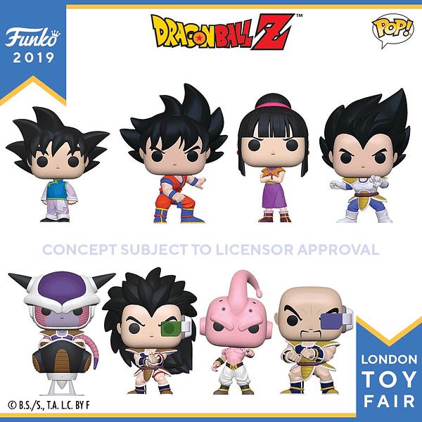 Funko London Toy Fair Dragon Ball Z 1