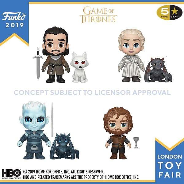 Funko London Toy Fair Game of Thrones 1