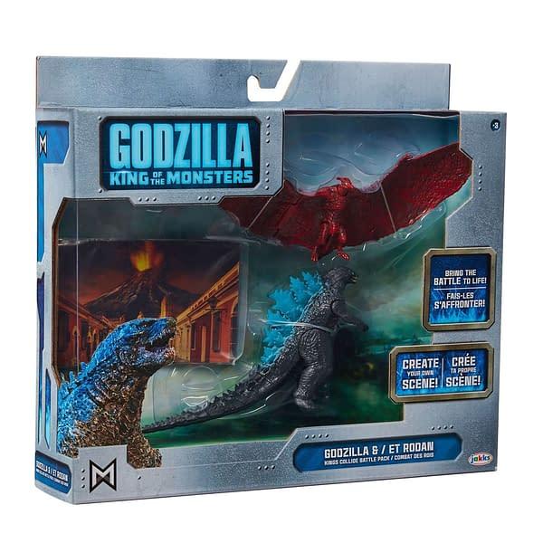 Godzilla King of the Monsters Jakks 11