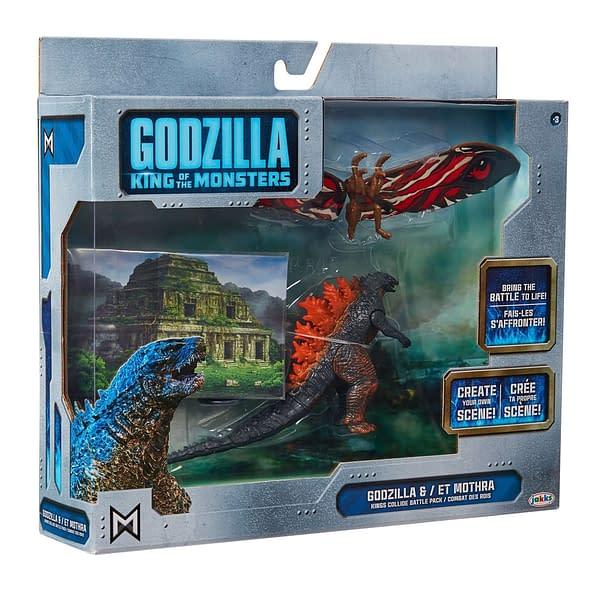 Godzilla King of the Monsters Jakks 7