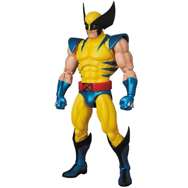 MAFEX Wolverine 1