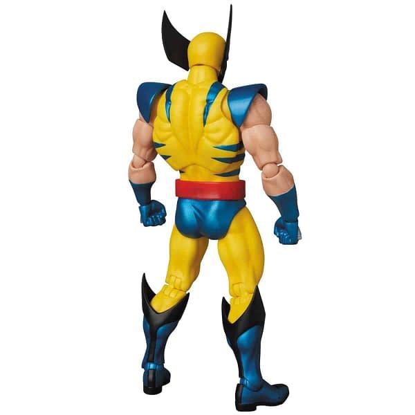 MAFEX Wolverine 2