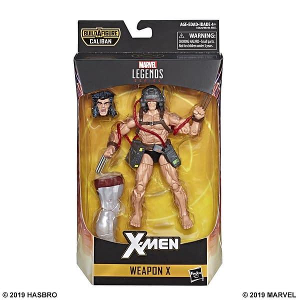 Marvel Legends Weapon X 1