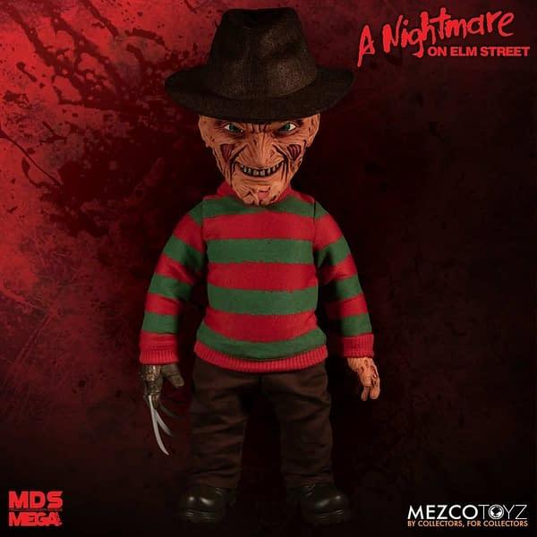 Mezco Freddy Krueger Talking Doll 2