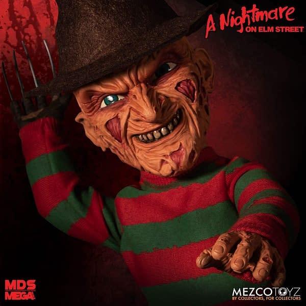 Mezco Freddy Krueger Talking Doll 3