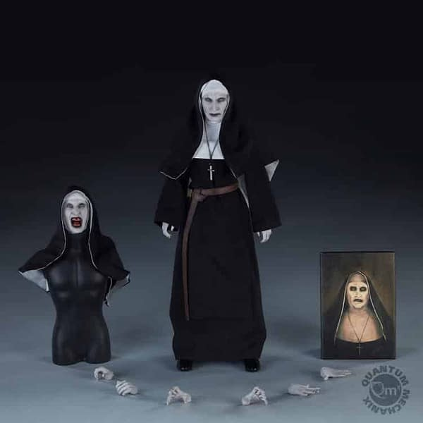The Nun QXM Figure 8