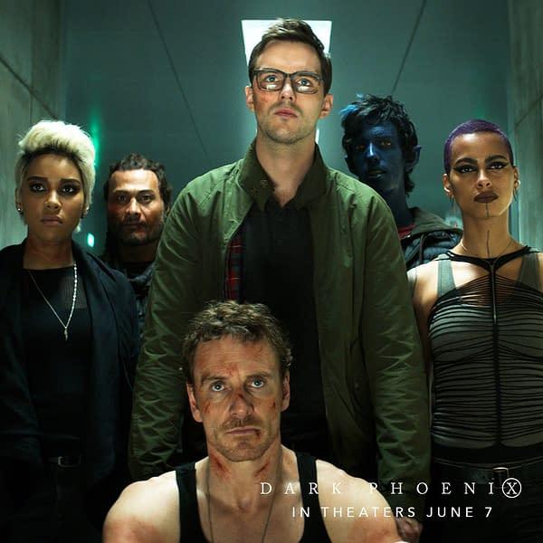 Does New 'Dark Phoenix' Photo Tease Magneto's Brotherhood?
