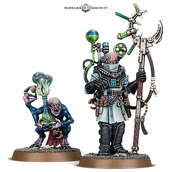 More Genestealer Cults Pre-Orders Teased from Games Workshop