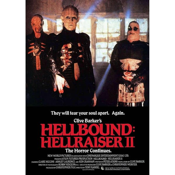 [Castle of Horror] 'Hellbound: Hellraiser II' Paved Way For Female-Centered Horror Series That Never Was