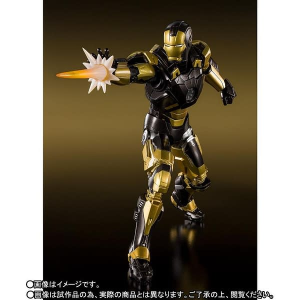 Three New Figuarts Preorders Are Up: Yoda, Iron Man, and Gamera