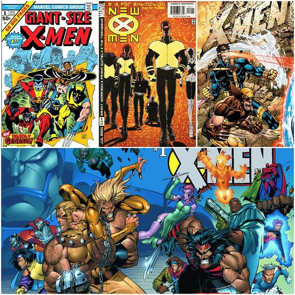 Jonathan Hickman's Two 6-Issue Series For Marvel – The Next Major Milestone in X-Men History