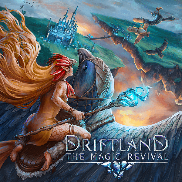 Driftland: The Magic Revival to Launch This Month