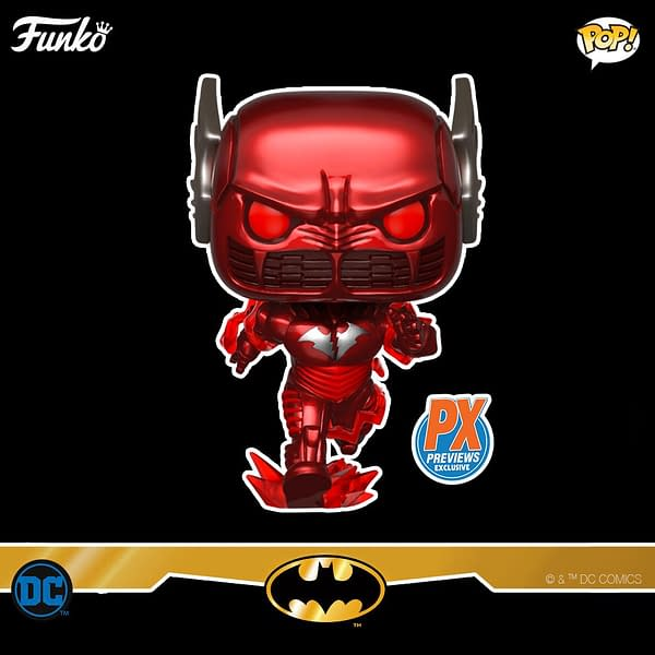 Funko Round-Up: Venomized Marvel Wave 2, Red Death, and More Hocus Pocus!