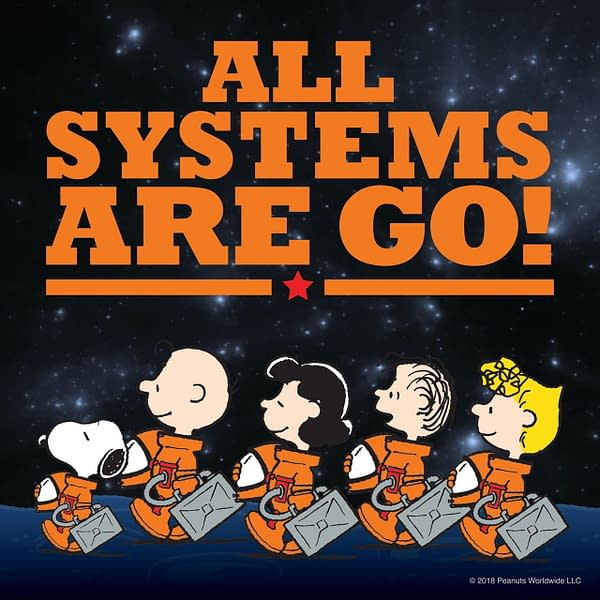 'Peanuts in Space' Apollo 10 Documentary Greenlit for Apple TV