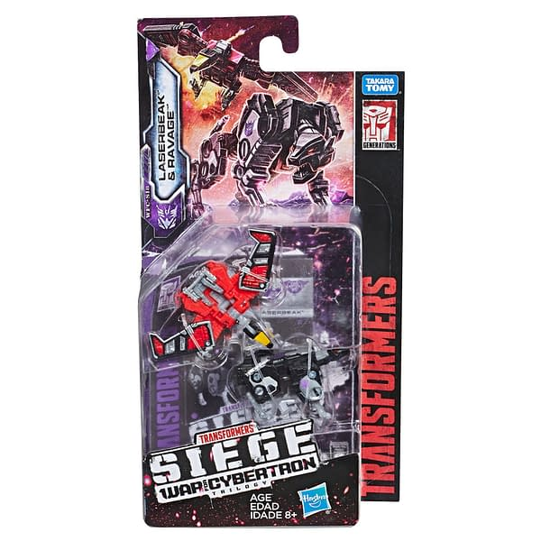 Transformers: War For Cybertron Siege Micromasters Up For Order
