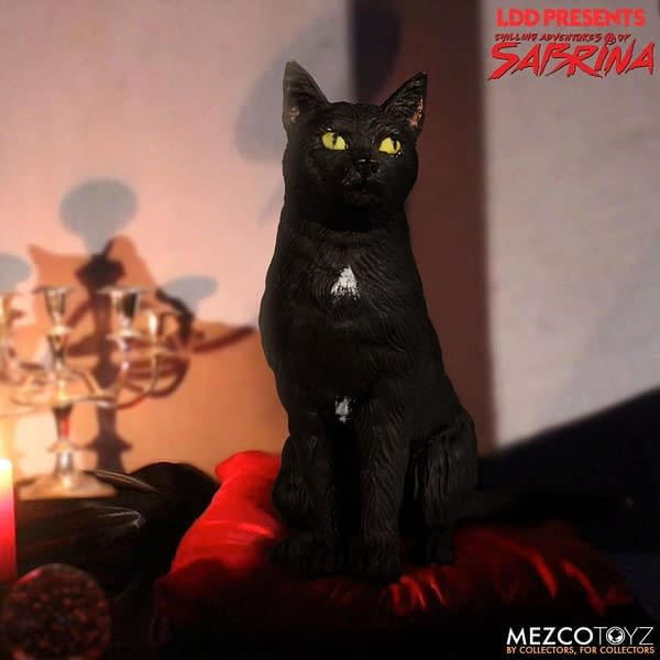 Sabrina Gets Her Very Own Living Dead Doll From Mezco Toyz
