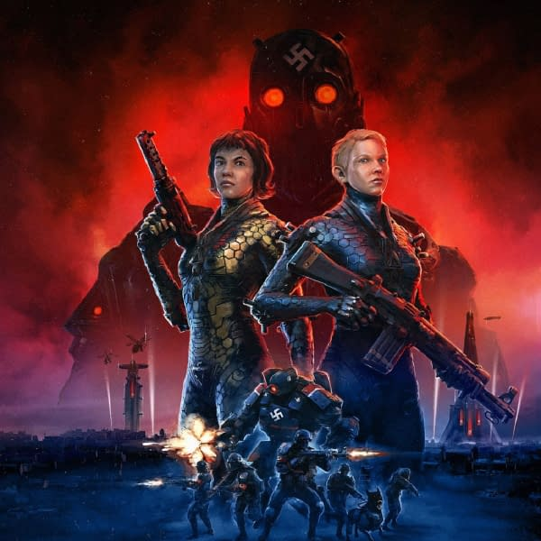 The New Wolfenstein: Youngblood Trailer Highlights The Blazkowicz Twins