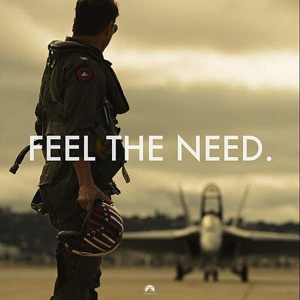 """Top Gun: Maverick"" to Soar at San Diego Comic-Con"