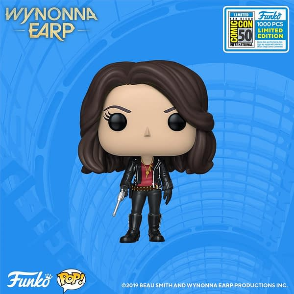 Funko Round-Up: Wynonna Earp, Doctor Who, Simpsons, and More!
