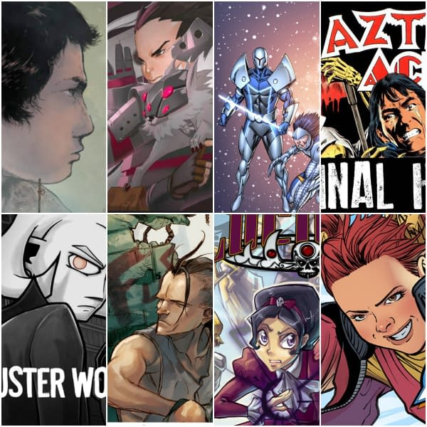 Kickstopped - Which Creators Are WAY Behind On Their Crowdfunded Comics?