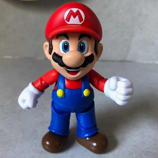 Review: S.H. Figuarts & Bandai's Super Mario Figures