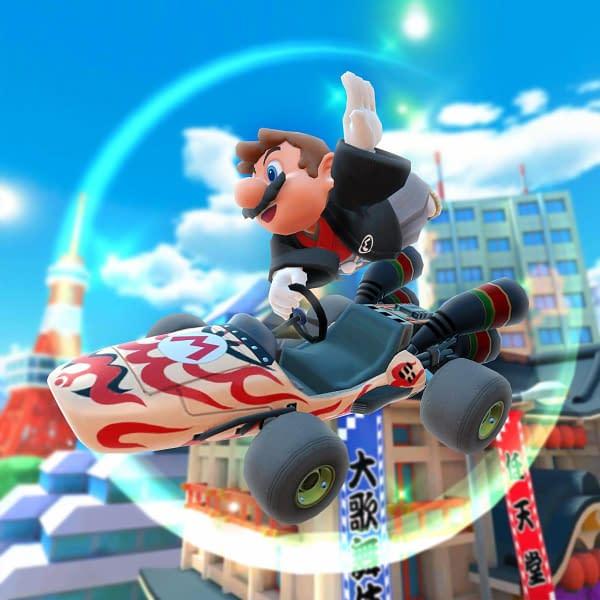 """Mario Kart Tour"" Receives A New Tokyo Track"