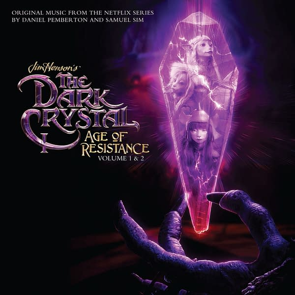 'Dark Crystal: Age of Resistance' Soundtrack Out on Vinyl Feb.7
