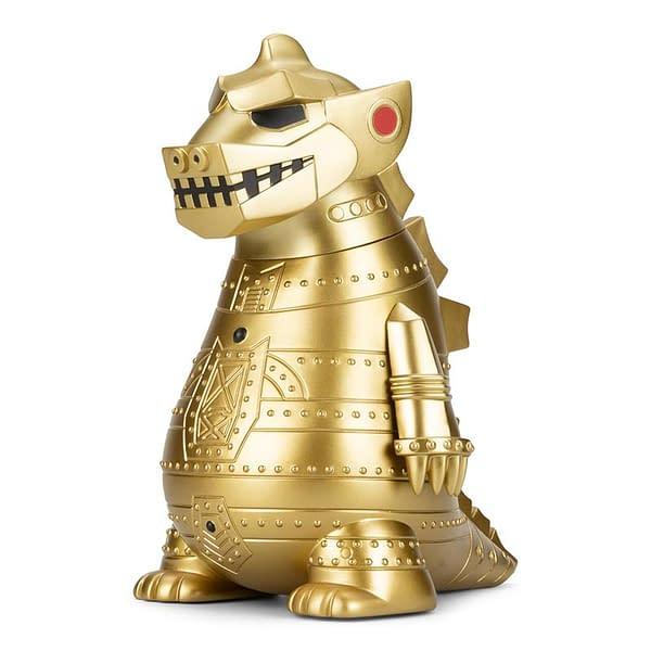 Godzilla Celebrates His 65th Anniversary With Kidrobot