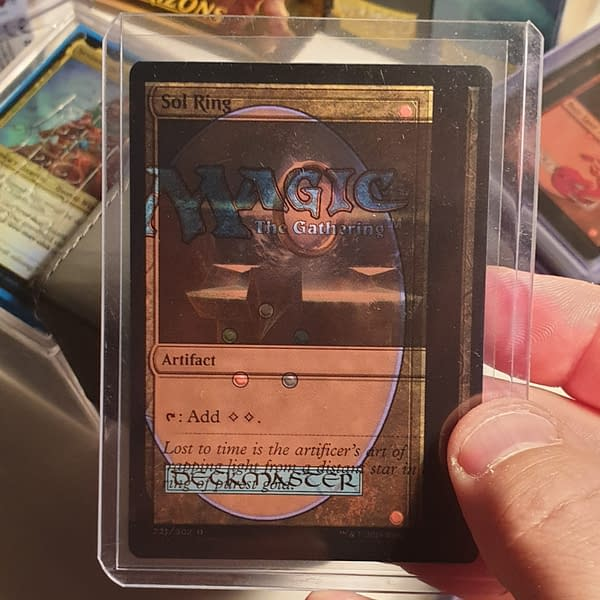 """Following Up on The Misprinted """"Command 2019"""" Deck - """"Magic: The Gathering"""""""