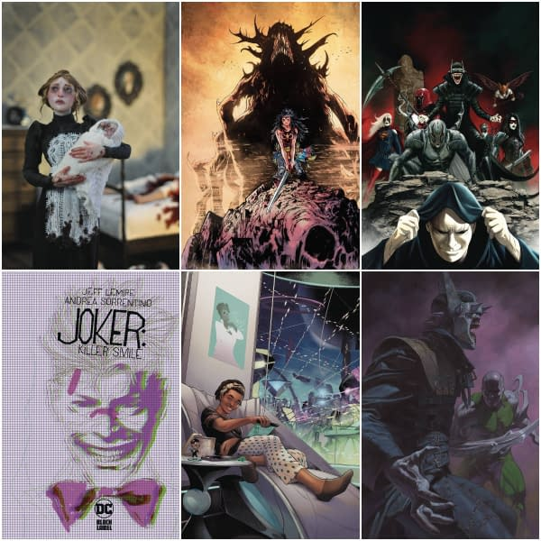 How Good are DC Comics Returnable Offers to Retailers This Week? Dollhouse to Dead Earth...